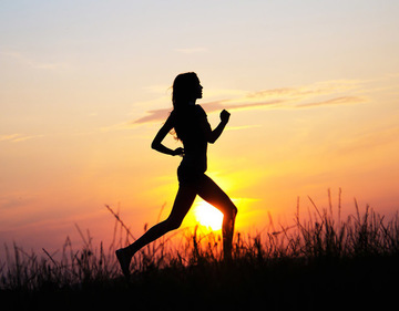 correr altera la salud bucodental